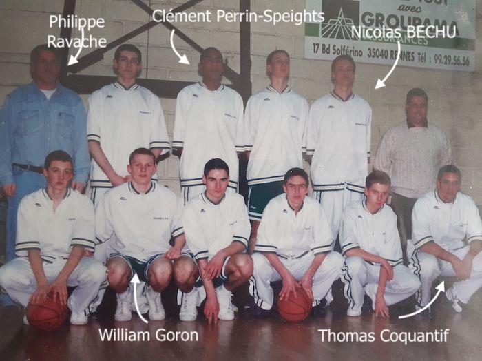 william cadets